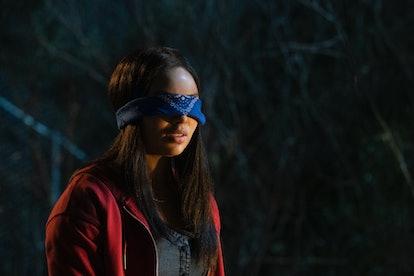 Jessica Sula as Natalie Williams in Amazon's Panic