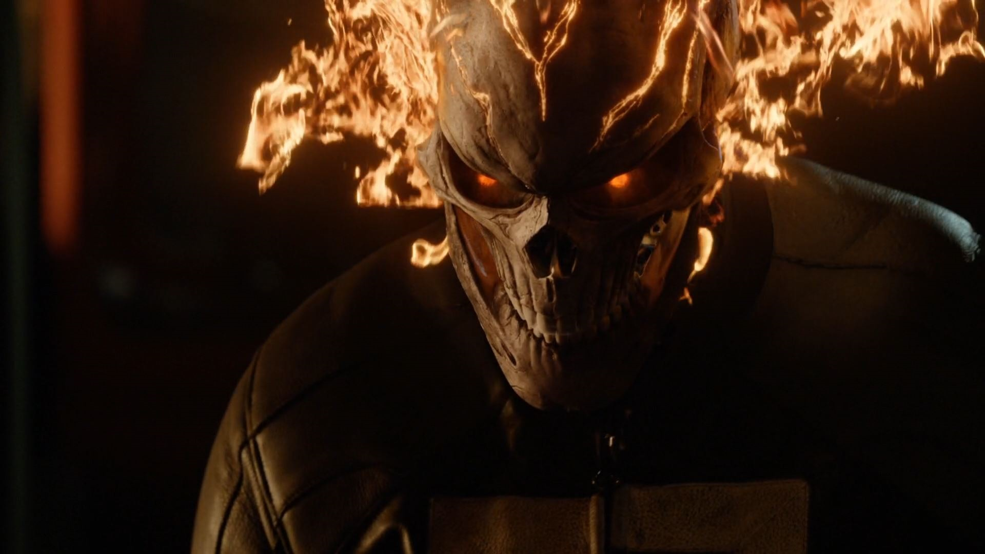 Ghost Rider em Agents of SHIELD ABC
