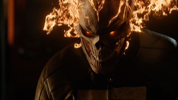 Ghost Rider in Agents of S.H.I.E.L.D.