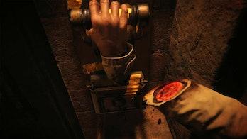 resident evil village ethan lost arm