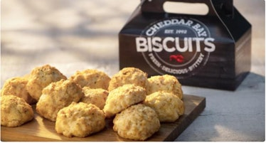 The National Buttermilk Biscuit Day deals on May 14 include a chance at Cheddar Bay Biscuits