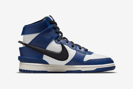 Ambush Nike Dunk High Royal Blue