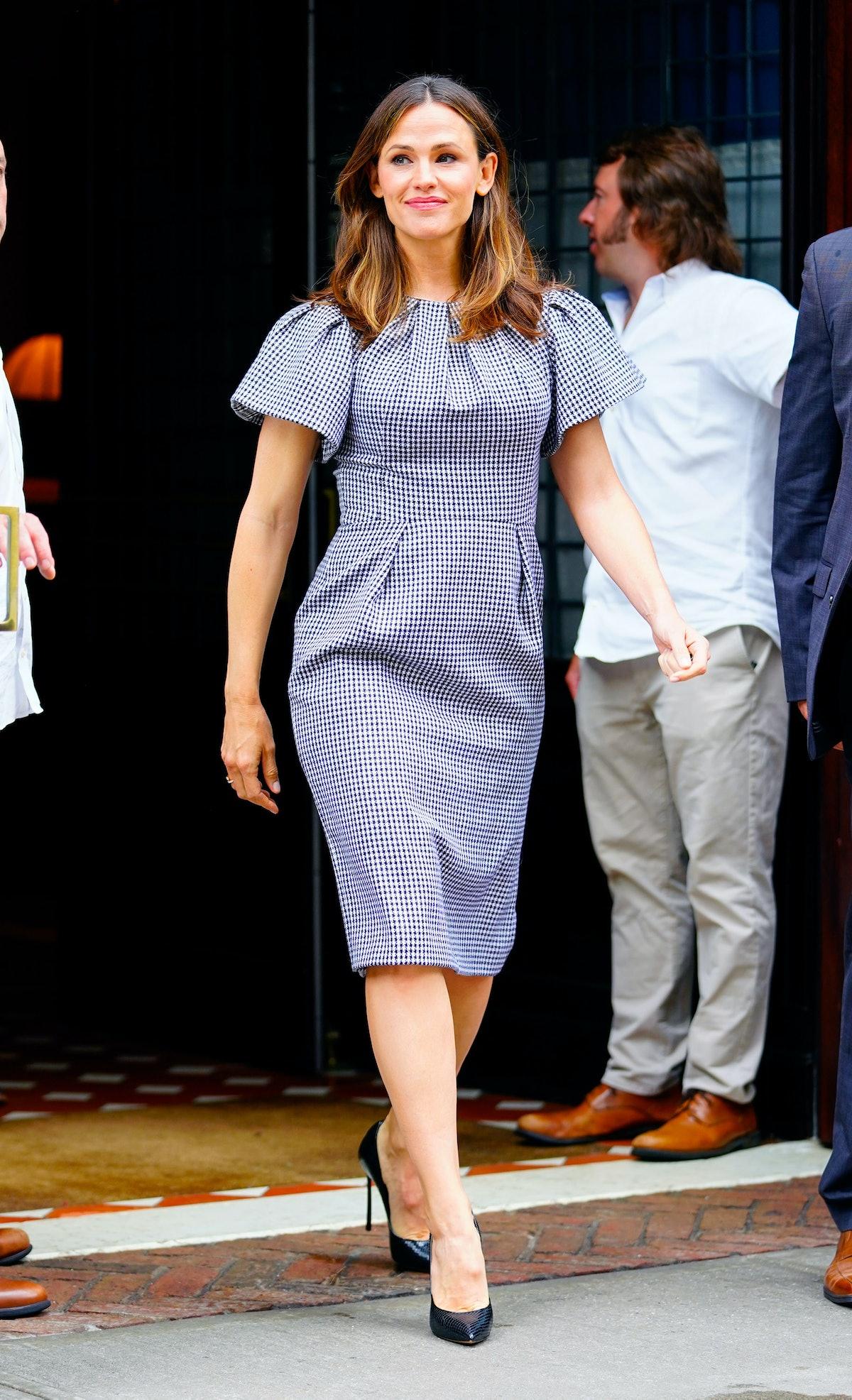NEW YORK, NY - JUNE 18: Jennifer Garner on June 18, 2019 in New York City.