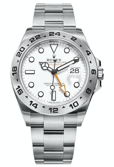 Explorer II Watch Rolex