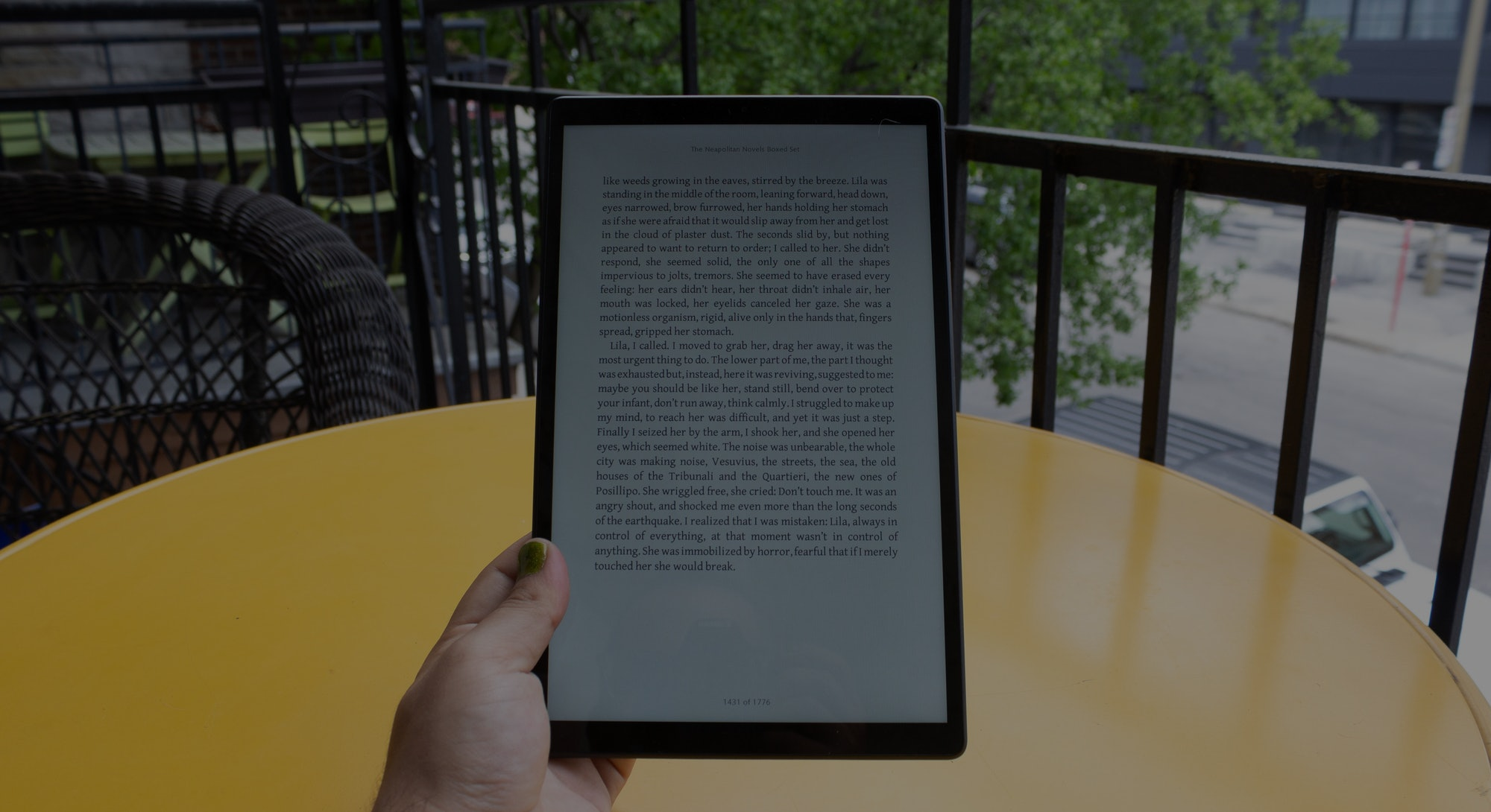 Nook 10-inch 2021 review