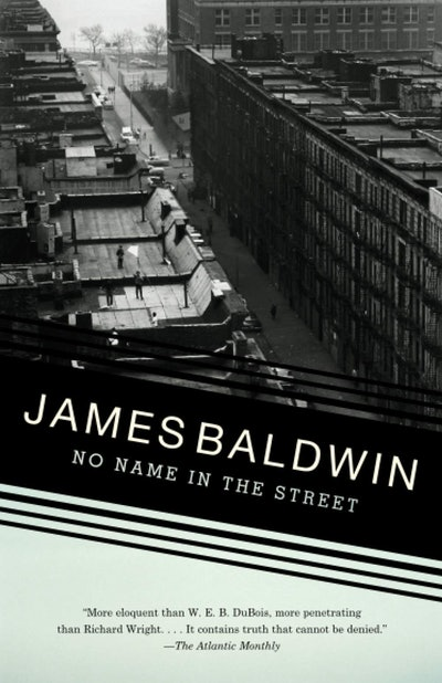 'No Name in the Street' by James Baldwin
