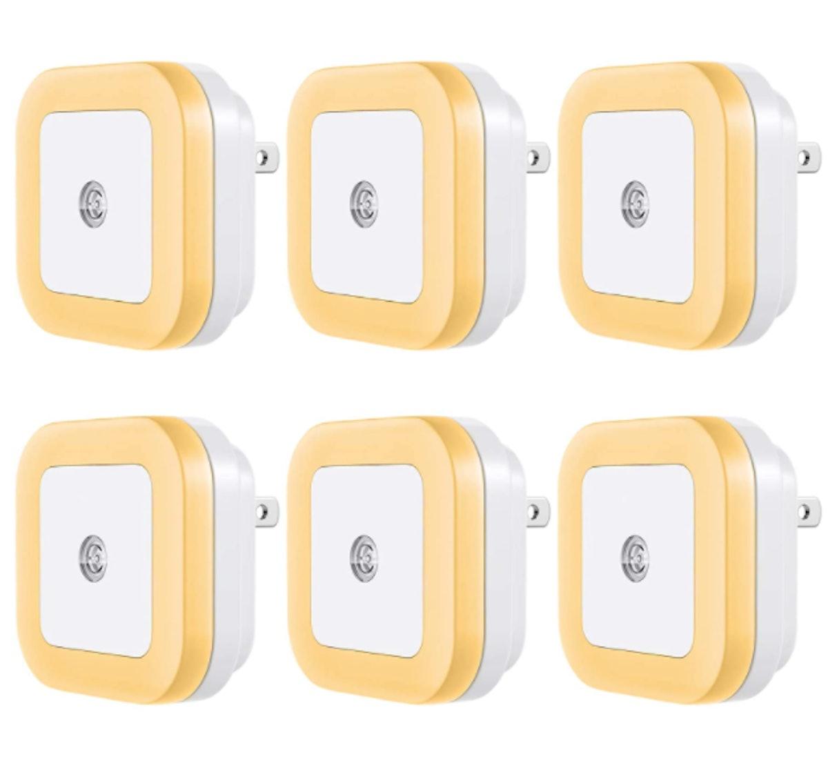 Vont LED Night Lights (6-Pack)