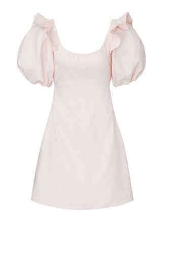 Puff Sleeve Valeria Dress