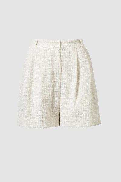 Lana Tweed Shorts