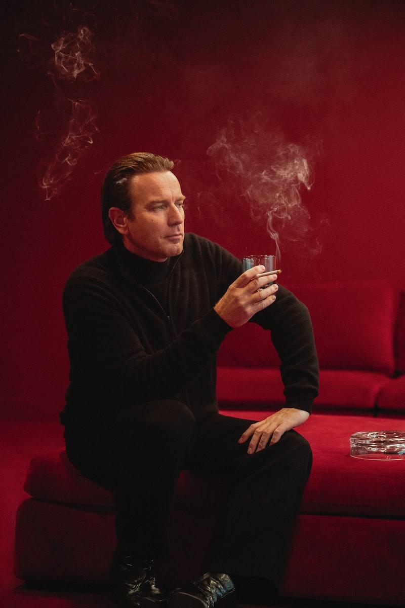 Ewan McGregor stars as Halston in Netflix's new series.
