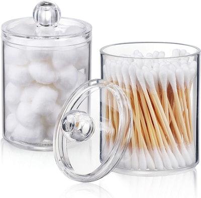 AOZITA Apothecary Jar Set
