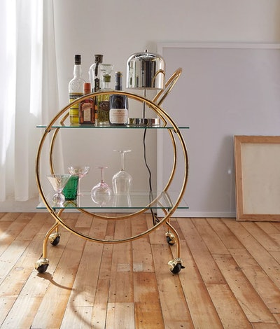 Selene Bar Cart