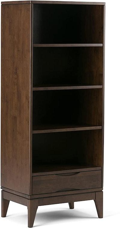 Simpli Home Harper Bookcase With Storage