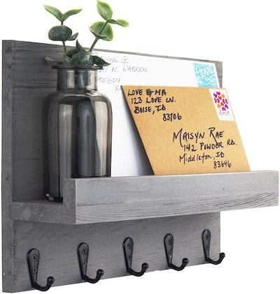 KIBAGA Key and Mail Holder