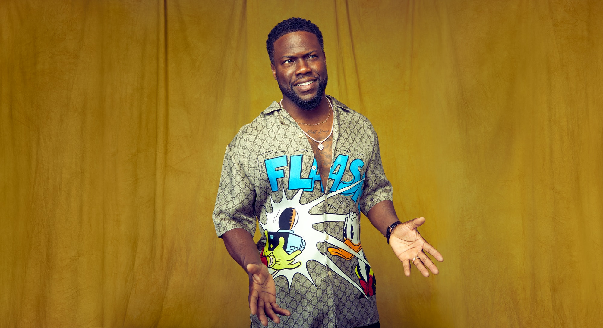 Kevin Hart is the cover star of Romper's Father's Day issue.