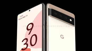 Leaked Pixel 6 and Pixel 6 Pro in champagne images