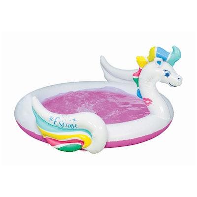 Banzai Pegasus Splash Pool - Unicorn