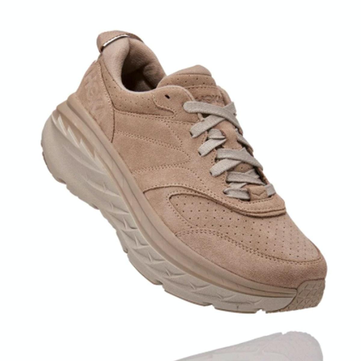 Bondi Shoe in Suede
