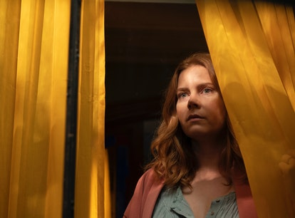 Amy Adams as Anna Fox in The Woman in the Window.