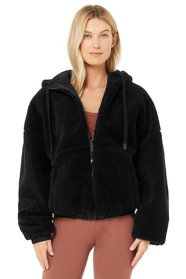 Duality Reversible Sherpa Jacket
