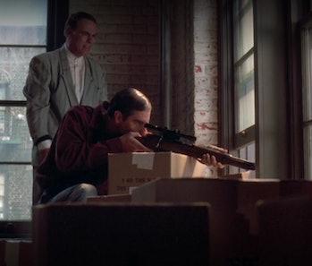"""Lee Harvey Oswald,"" Quantum Leap Season 5 Episodes 1 and 2."