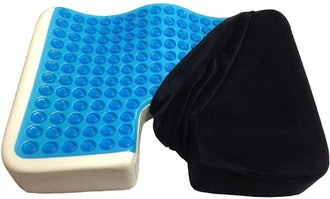 Kieba Cool Gel Memory Foam Seat Cushion