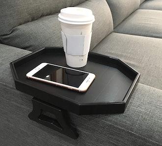 F&T Sofa Arm Clip Table