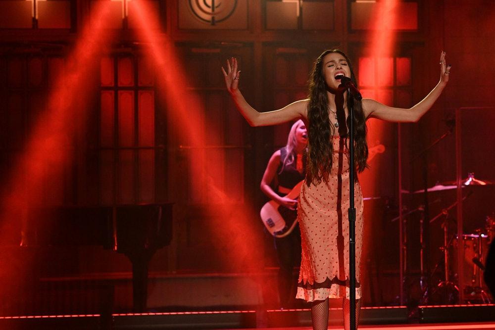 Olivia Rodrigo Shared All Her Emotions After Her 'SNL' Performance