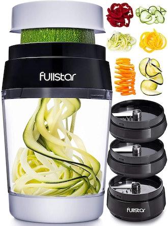 Fullstar 6-in-1 Vegetable Spiralizer