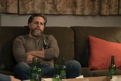Joe Tippett in HBO's Mare of Easttown