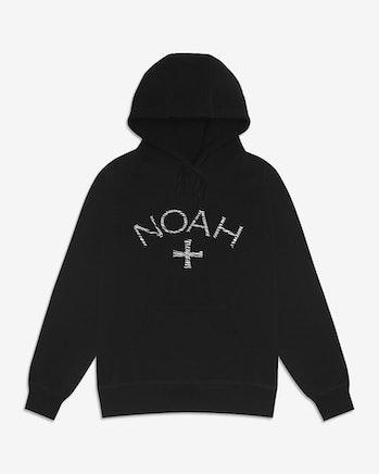 Noah cross hoodie