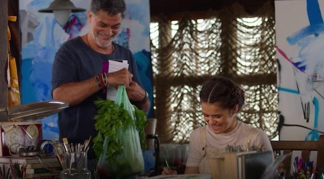 The Netflix original film, 'Double Dad' is international from Brazil.