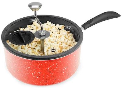 Zippy Pop Stovetop Popcorn Popper