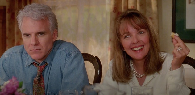 Steve Martin stars as a reluctant dad in the 1991 film, 'Father of the Bride.'