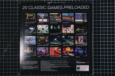 PlayStation Classic review in 2021: Project Eris hack