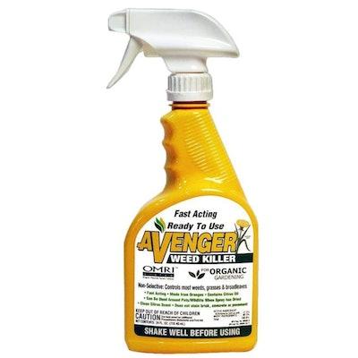 Avenger Weed Killer Inc. Organic Weed Killer