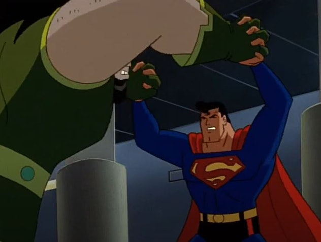 """Superman: The Animated Series """"Father's Day"""""""