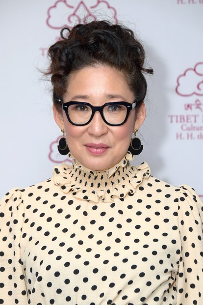 NEW YORK, NEW YORK - FEBRUARY 26: Sandra Oh attends the Tibet House 33rd Annual Benefit Gala at The Ziegfeld Ballroom on February 26, 2020 in New York City.