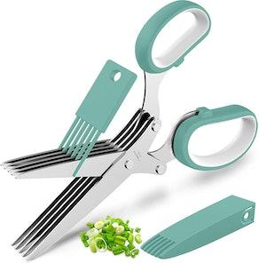 POROMI Herb Scissors Set