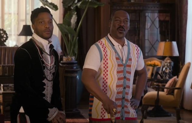 Eddie Murphy stars in the 'Coming To America' sequel, 'Coming 2 America.'
