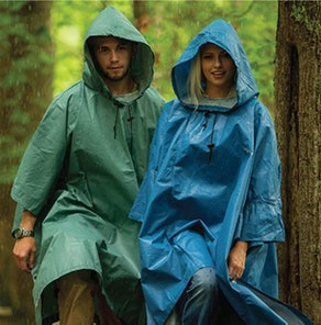 FROGG TOGGS Ultra-Lite2 Waterproof Breathable Poncho