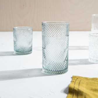 Finley Light Grey Glass
