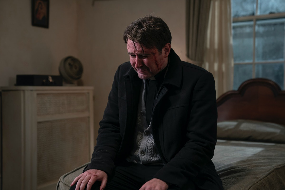 James McArdle in HBO's Mare of Easttown