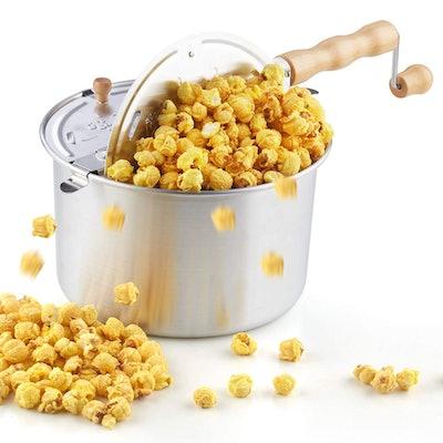 Cook N Home Stovetop Popcorn Popper