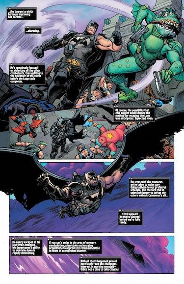 batman fortnite zero point issue 3 loop