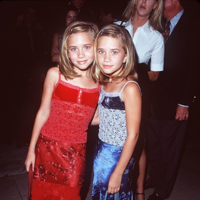Mary-Kate Olsen & Ashley Olsen at the Arm and Hammer Museum in Westwood, California