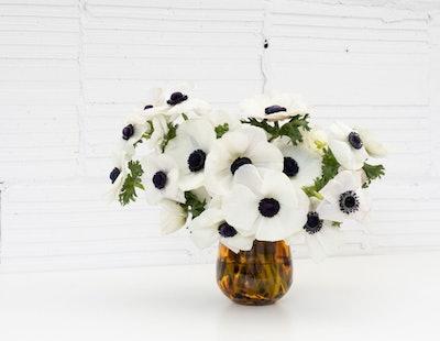 Best Fran Bouquet With Vase
