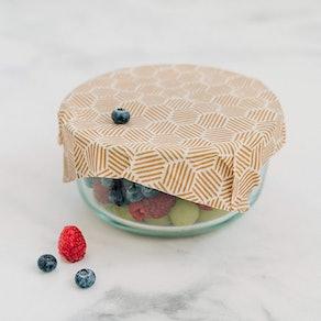 Beeswax Food Wrap (Set of 5)