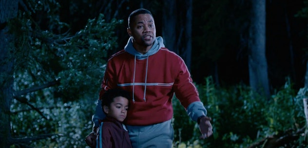 Academy Award Winner Cuba Gooding Jr. stars in 'Daddy Day Camp.'