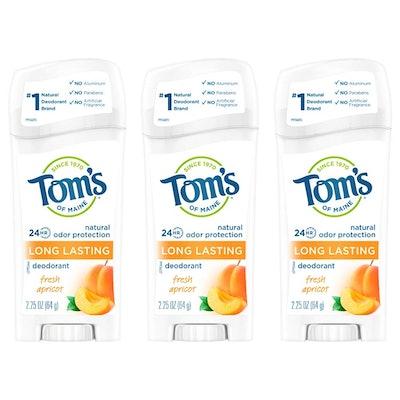Tom's of Maine Deodorant (2.25 Oz, 3-Pack)